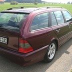 W202, C200 Kombi, Bj. 98