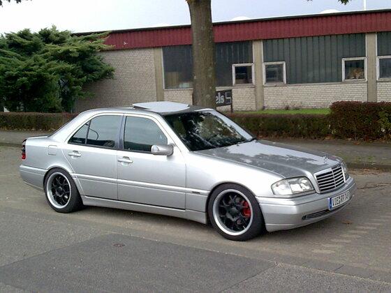 Mein 3. Benz