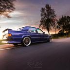 190E Azzurro Rig Shot