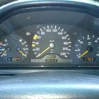 Der Start bei 291tkm