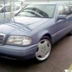 Mercedes C230 Kompressor Sport