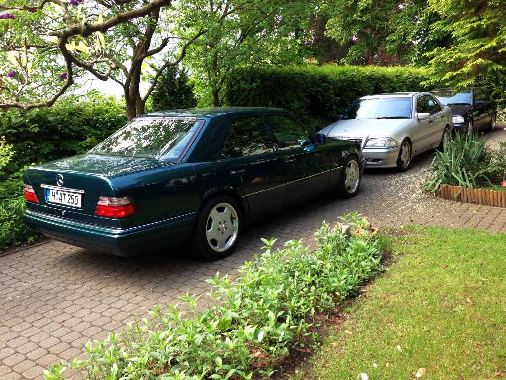 W124 E 200 - W202 C 200 CDI - W202 C240