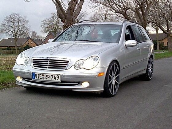 Mein 4. Benz