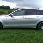 Mercedes-Benz S204 C220 CDI Avantgarde